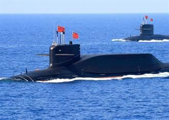 陸戰略核潛艇首次參展 巨浪2導彈新垂發系統進入戰備值班