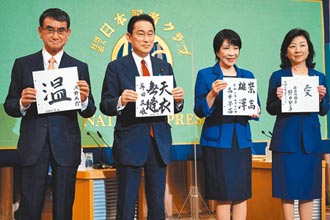 準日本首相岸田文雄 推數十兆日圓振興方案