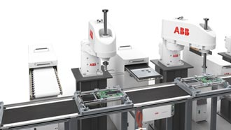 ABB擴大SCARA機器人產品系列