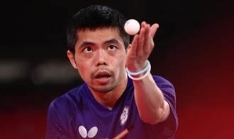 桌球亞錦賽》莊智淵率隊出擊 中華隊退新加坡闖男團4強