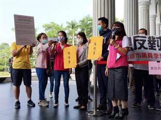 反對太陽能發電站 鳳山里民議會陳情