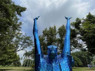 添新亮點 漁光島藝術季經典裝置進駐山上水道博物館