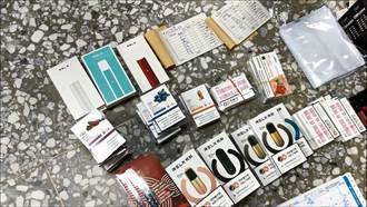 3個月冒名近300次!報關行「人頭申報」 非法進口電子菸油