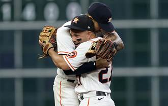MLB》太空人撕作弊標籤闖季後賽 勇士分區封王跟進