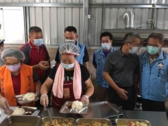金門推社區照顧關懷據點 長者供餐服務逾2000人