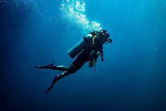 自由潛水世錦賽 日本等代表隊挺台一動作 謝長廷哭了