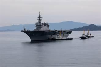 日「輕航艦」測試時間曝光 F-35B終於要正式上艦