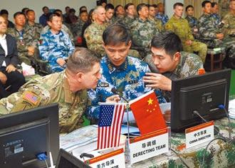 張競快評》中美軍事對話 回溫尚未融冰
