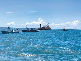 雲林阻撓風電施工 12漁民遭訴