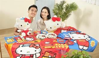 全聯雙萌主稱霸 Hello Kitty攜手福利熊積分換購出擊
