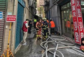 新北泰山公寓冒惡火 一家5口3人遭燒死2人獲救