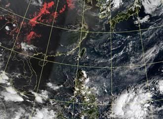 下周颱風大爆發 雨彈空襲!兩地今大雨機率高