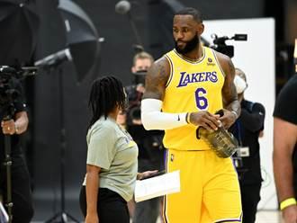 NBA》玩假的?湖人教頭宣布詹皇韋少不打首場熱身賽