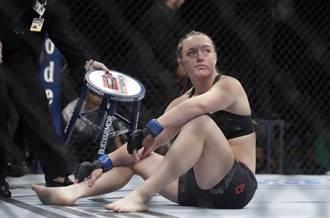 UFC女拳手減重失敗 曾在36小時內暴增10公斤