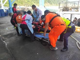 東澳粉鳥林潛水出意外 男子突昏迷溺水身亡