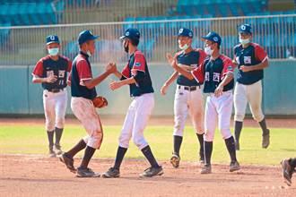 立德盃全國青少棒錦標賽 關西國中棒球隊全勝奪冠
