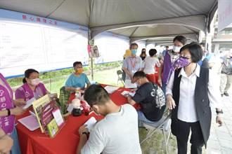 二林動起來了 彰化第三場就業博覽會提供1600個工作機會