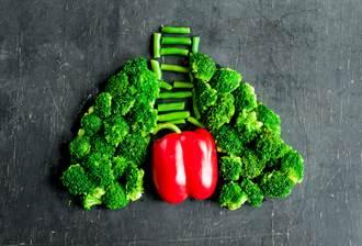 抵抗空污、清除自由基 8種食物淨化你的肺