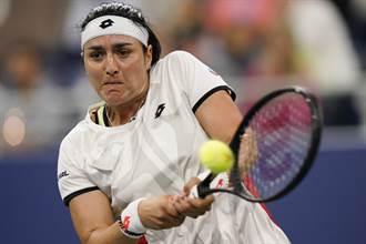 芝加哥女網賽》「阿拉伯之光」嘉柏 勇闖4強