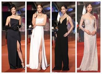 《金鐘獎紅毯五美》女星爆乳不雪藏 大霈、JANET、吳姍儒、 溫貞菱、簡嫚書雪波吸睛