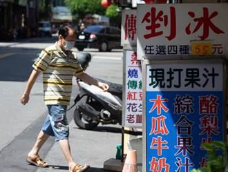 下周水氣大增 颱風低壓攪局 國慶連假恐雨神同行