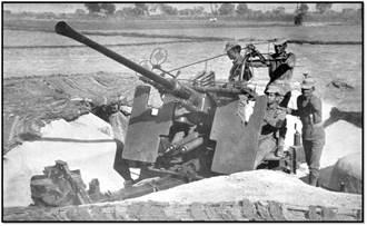 對付新興空中威脅 印軍竟拖出二戰設計老武器