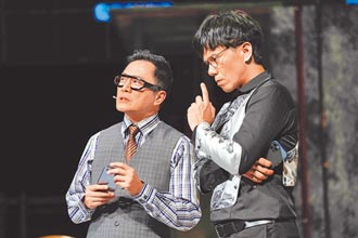 湯志偉1人飾3角挑戰網軍議題
