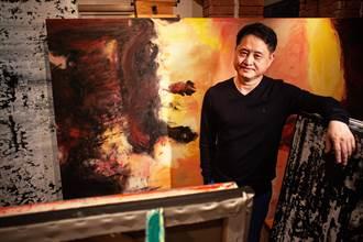 不會老的「小王子」以畫筆揮灑繽紛詩境 2022年黃輝騰藝術年曆登場
