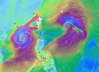 雙颱恐生成 影響國慶連假!變天時間曝光