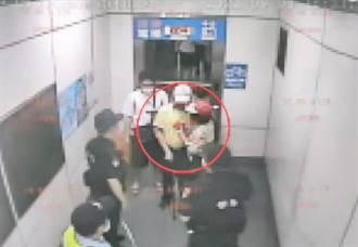 67歲老夫婦捷運站走失 妻焦急尋獨留月台夫 見面一舉動好暖心