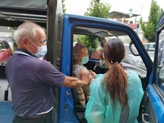 台中新冠疫苗接種人數突破2百萬 居六都第3