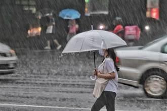 曝「2颱生成」時間點恐亂假期 連7天雨炸宜花東