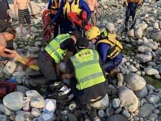 16歲少年大安溪溺水 搜救半小時送醫惜不治