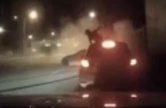 「人肉保齡球」撞飛驚悚片曝光!台66競速2死3傷