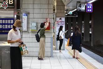 火車進站傳爆炸聲響 台鐵松山─台北間電車線故障 列車延誤