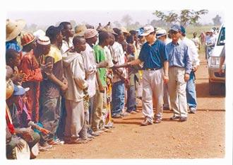 見證友邦消長 協助索馬利蘭設處