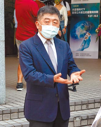 柯酸:美國有賞、台灣送辦 侯朱:就是缺疫苗