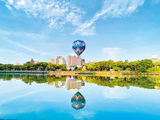 熱氣球繫留體驗秒殺 國慶焰火預約觀賞破10萬人