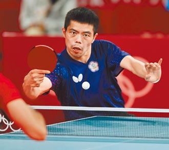 桌球亞錦賽》莊智淵不敵李尚洙 男單銀牌仍創個人最佳