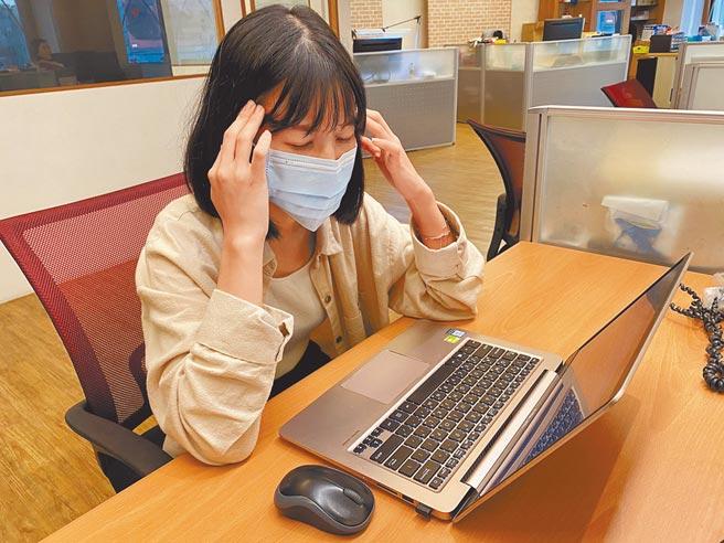 疫情誘發 偏頭痛求診增4成