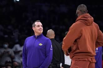 NBA》佛格否認跟納許講好輪休計畫 湖人下場遇太陽