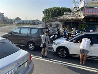 統一獅二軍楊家維爆酒駕撞前車 酒測值高達1.03遭逮