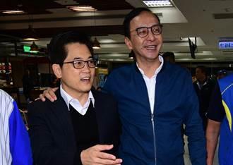 黃健庭接國民黨祕書長 曝答應朱立倫邀請關鍵