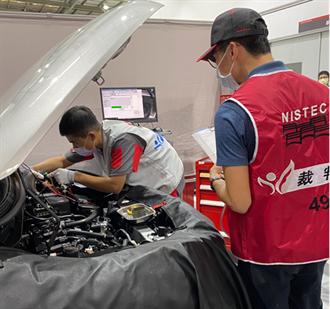 裕隆日產舉辦「2021 NISTEC/NISAC全國技能競賽」 持續精進售後服務