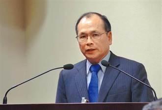 林祖嘉將接掌國民黨大陸事務部主任