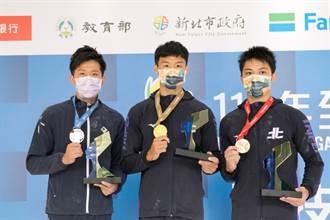 全運會》終結李智凱霸業 唐嘉鴻首度奪個人全能金牌