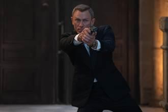 龐德魅力無人能擋 《007生死交戰》全台首週票房4250萬奪冠