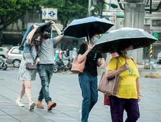 颱風最快這天生成 國慶連假3地區恐大雨中度過
