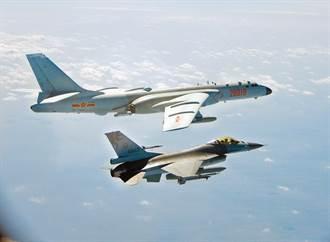 52架共機擾台 美國防部批中國軍事活動破壞穩定