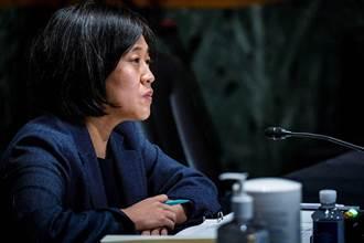 戴琪:確保中國落實貿協 視情況啟動301調查